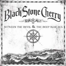 BLACK STONE CHERRY - BETWEEN THE DEVIL & THE DEEP BLUE SEA: CD ALBUM (2011)