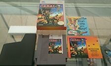 Cabal (Nintendo Entertainment System, 1990) Complete , Cib , Nes Game near mint