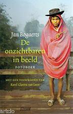Jan Bogaerts -  De onzichtbaren in beeld - fotoboek