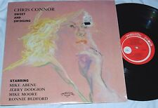 CHRIS CONNOR Sweet and Singing PROGRESSIVE RECORDS in Shrink Jazz Vocal LP