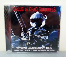 Circus of Dead Squirrels TPCM2 Judgment Day CD Album SOLD BY CODS