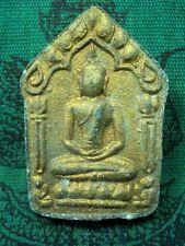 Phra Khun Paen Embed 2 Takrud LP Tim Wat Lahanrai Love Charm Thai Buddha Amulet