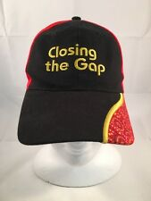 CLOSING THE GAP Collectable Baseball Cap/Hat excellent condition  (H11)