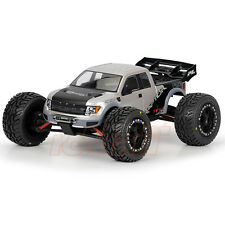 PRO-LINE Ford F-150 SVT Raptor Clear Body Traxxas 1:16 E-Revo RC Cars #3360-00