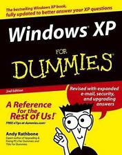 Windows XP for Dummies by Andy Rathbone (2004, Paperback, Revised)