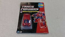 Vintage '91 Hasbro Transformers G1 Turbomaster Flash Autobot New / SEALED CARD !