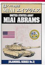 Kaiyodo Takara 1/144  M1A1 Abrams US Army SAND World Tank Museum WTM
