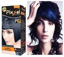 Lolane Pixxel Hair Permanent Dye Color Cream Special Blue P38: Intense Blue