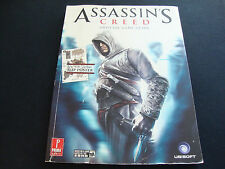 ASSASSIN'S CREED STRATEGY GUIDE XBOX 360