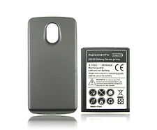 3500mah Extended Battery + Back Case for Samsung Galaxy Nexus Prime i9250 New