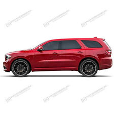 For: DODGE DURANGO NO CITADEL; PAINTED Body Side Moldings Mouldings 2011-2017