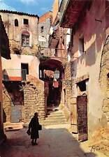 France La Corse inoubliable Vieux Quartier Street