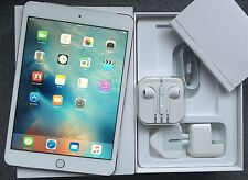 #NEW LIKE# Apple Ipad Mini 4 Retina Display 16 GB Wifi + 4G (Unlock), Silver