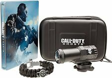 Call of Duty: Ghosts - Prestige Edition BUNDLE (SONY PS 3) BRAND NEW SEALED
