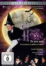 THE WORST WITCH - SEASON 1 - DVD Region 2/UK - Georgina Sherrington - Series