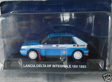 Lancia Delta Integrale 16v Polizia 1992 1/43 Diecast Mint Condition
