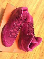 Nike Hyperposite Raspberry Pink 13 RARE Penny KD Lebron IV XI CB Max Zoom Jordan