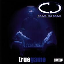 MAD CJ MAC TRUE GAME '95 OG RARE OOP HTF RAP-A-LOT CD! POPPA LQ WEST SIDE LOC'S