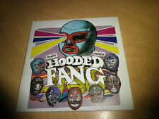 HOODED FANG - TOSTA MISTA !!!!!!!! CD COLLECTOR !!!!!DJ CD!!!!!