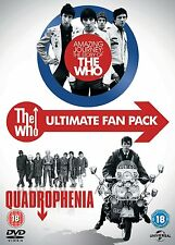 AMAZING JOURNEY Story Of The Who/QUADROPHENIA Box 3 DVD in Inglese NEW .cp
