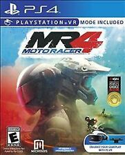 PS4 SPORTS-MOTORACER 4 (PLAYS ON PS4 AND VR)  PS4 NEW