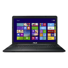 ASUS F751M (17,3 Zoll)Notebook Intel N2940 Quad Core|black|8GB RAM|1TB|WIN 10