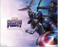 The Art of Marvel Future Fight Mobil Game ArtBook without Coupon Memorial Collec