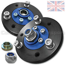 BMW E21 REAR (( NEW )) ADJUSTABLE SUSPENSION TOP MOUNTS (PAIR) - CMB4055
