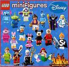 LEGO MINIFIGURES SERIE DISNEY ,PERSONAGGI SINGOLI O TUTTA LA COLLEZIONE !!!!