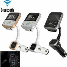 Wireless Car Modulator MP3 Player FM Transmitter BT67 Bluetooth For iPhone 7 6s