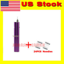 Us new Laser spot removal pen/freckle removal pen/mole removal machine+24Needles