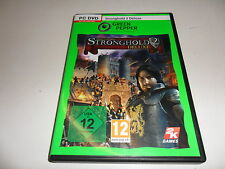 PC  Stronghold 2 Deluxe [Green Pepper] USK-Einstufung: USK ab 12 freigegeben