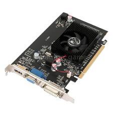 NVIDIA GeForce GT710 GPU 2GB GDDR3 PCI Express DVI VGA HDMI Graphics Card M7C6