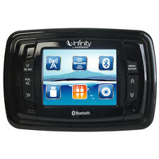 "Infinity PRV350 3.5"" Color TFT Screen 4x50 AM/FM/BT/USB/AUX in/3 x PRE-OUTS/Siri"