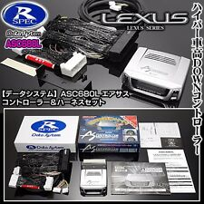 Lexus LS 460 600 07 08 09  Data System ASC680L Air Suspension Controller JAPAN