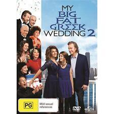 MY BIG FAT GREEK WEDDING 2-Region 4-New AND Sealed