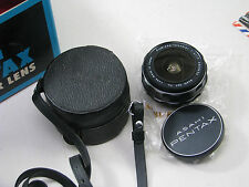 Vintage NOS Asahi Pentax Fish Eye Takumar 17mm 1:4/17 Camera Lens W/ Orig Box