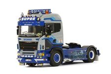 WSI COLLECTIBLES SCANIA R(5) HIGHLINE 4X2 CAB UNIT GRUNDHOFFER 01-1754