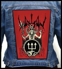 WATAIN - Devil  --- Giant Backpatch Back Patch