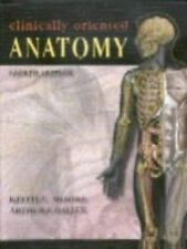 Clinically Oriented Anatomy, 4th Edition Keith L. Moore, Arthur F. Dalley Paper