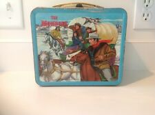 The Monroes Metal Lunch Box By Aladdin (1967) NO THERMOS