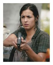 ALANNA MASTERSON - THE WALKING DEAD AUTOGRAPHED SIGNED A4 PP POSTER PHOTO