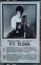 P.F. SLOAN - PRECIOUS TIMES / THE BEST OF -  RHINO  - CASSETTE TAPE - SEALED
