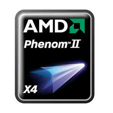 Amd Phenom II X4 955 3.2GHz Quad Core AM3 6MB L3 125W procesador HDZ955FBK4DGM