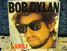 BOB DYLAN - I AND I-ANGELS FLYNG..-45 MAI SUONATO N.M.