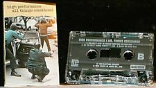 High Performance All Things Considered 10 track CASSETTE TAPE