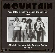 OFFICIAL BOOTLEG SERIES, VOL. 7: WOODSTOCK/NEW CANNAN H.S. 1969 (NEW CD)