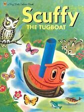 Scuffy the Tugboat (Big Little Golden Book)-ExLibrary