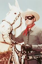 THE LONE RANGER TV 36X24 POSTER PRINT