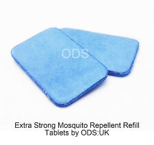 10 x Mosquito Insect Repellent Tablets Replacement For Plug in Adaptor Mats